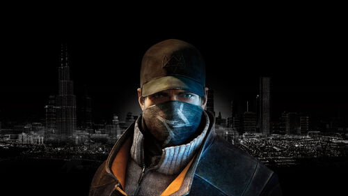 Watch Dogs Artwork 1