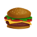 AR-K Emoticon arkburguer