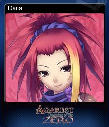 Agarest Generations of War Zero Card 5