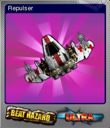 Beat Hazard Foil 1
