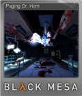 Black Mesa Foil 5