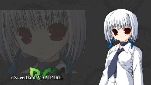 EXceed 2nd - Vampire REX Artwork 6