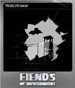 Fiends of Imprisonment Foil 4