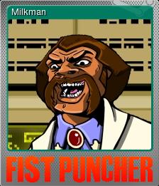 Fist Puncher Foil 6