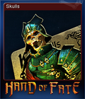 Hand of Fate Card 8
