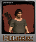 Heldric The legend of the shoemaker Foil 6