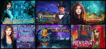 Hidden Object 6-in-1 bundle Logo