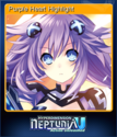 Hyperdimension Neptunia U Action Unleashed Card 2