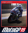 MotoGP 15 Card 5