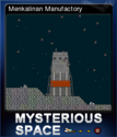 Mysterious Space Card 2