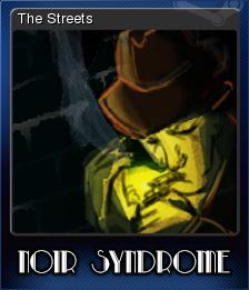 Noir Syndrome Card 5