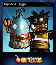 Obliteracers Card 5