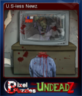 Pixel Puzzles UndeadZ Card 05