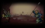 Skulls of the Shogun Background Battlefield Standoff