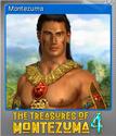 The Treasures of Montezuma 4 Foil 3