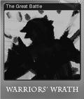 Warriors' Wrath Foil 8