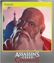 Assassin's Creed Chronicles India Foil 3