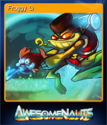 Awesomenauts Card 6