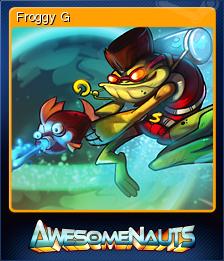 Awesomenauts Card 6