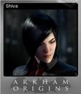 Batman Arkham Origins Foil 9