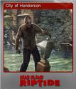 Dead Island Riptide Foil 5