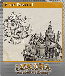 Deponia The Complete Journey Foil 8
