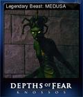 Depths of Fear Knossos Card 6