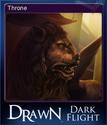 Drawn Dark Flight Card 5
