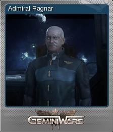 Gemini Wars Foil 3