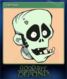 Goodbye Deponia Card 7