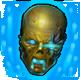 Guns n Zombies Badge Foil
