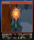 Journey To The Center Of The Earth Card 7