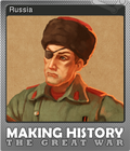 Making History The Great War Foil 5