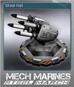 Mech Marines Steel March Foil 2