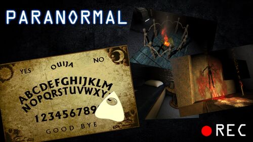Paranormal Artwork 3