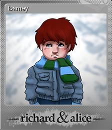 Richard & Alice Foil 4