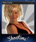Showtime Card 3