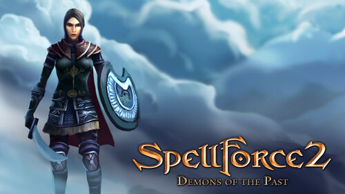 SpellForce 2 - Demons of the Past Artwork 1