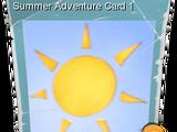 Steam Summer Adventure 2014 - Summer Adventure Card 1
