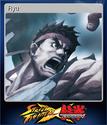 Street Fighter X Tekken Card 8
