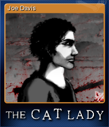 The Cat Lady Card 3