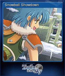 The Legend of Heroes Card 11