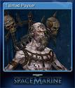 Warhammer 40,000 Space Marine Card 6