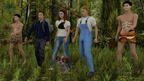 Wild Island Quest Artwork 5