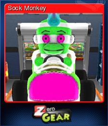 Zero Gear Card 2