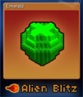 Alien Blitz Card 3