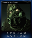 Batman Arkham Asylum Game of the Year Edition Card 4