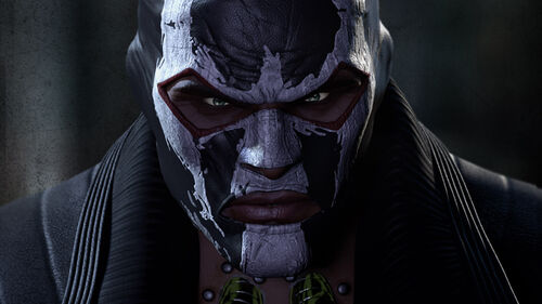 Batman Arkham Origins Artwork 1