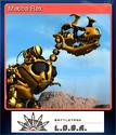 Battletank LOBA Card 1