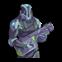 Bionic Heart Emoticon robotguard